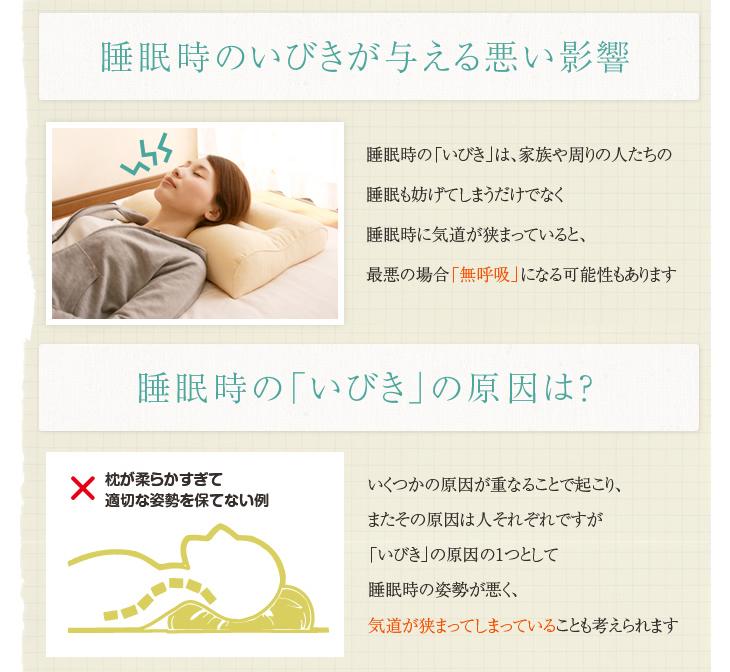睡眠時のいじきが与える悪い影響